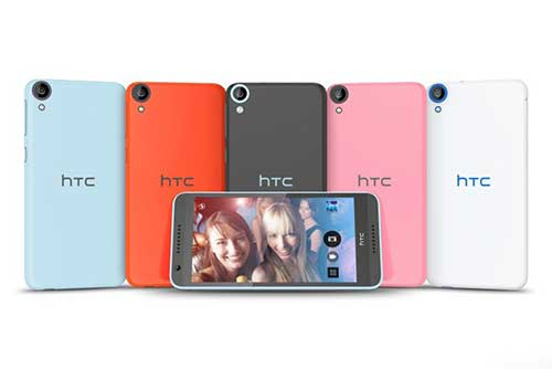 htc cong bo desire 820 chip 8 nhan, camera truoc 8 cham - 1