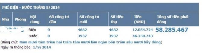 sinh vien ky tuc nhan hoa don dien gan 60 trieu/thang - 3