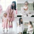 Làng sao - Linh Nga kỷ niệm con gái tròn 2 tuổi