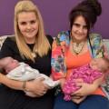 Bà bầu - Chị em ruột đẻ con cùng ngày, cùng bệnh viện