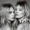 Sự tiếp nối ngẫu hứng từ Kate Moss tới Cara Delevingne
