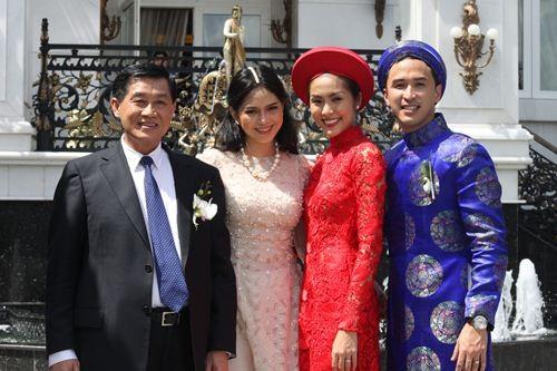 "nhung my nhan viet ""duoc long"" gia dinh chong - 3"