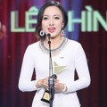 Làng sao - Hoài Anh giành giải thưởng BTV ấn tượng của VTV