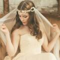 Thời trang - Mũ cưới quyến rũ theo phong cách retro