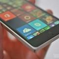 Ảnh thực tế bộ đôi Lumia 830 và 730 vừa ra mắt