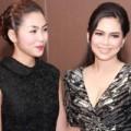 """Làng sao - Những mỹ nhân Việt """"được lòng"""" gia đình chồng"""
