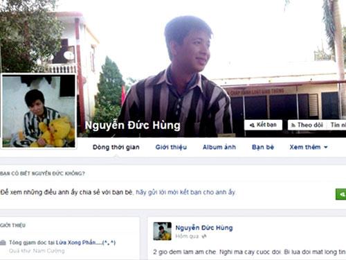 """pham nhan tung anh """"tu suong"""" len facebook - 1"""