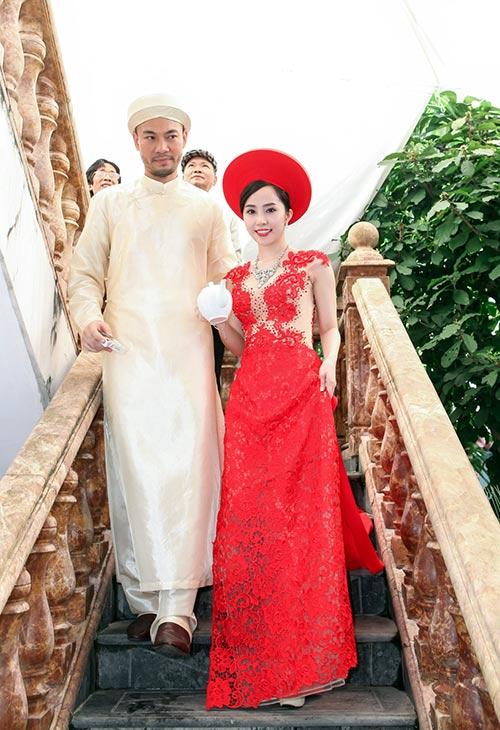"""quynh nga - doan tuan khoe """"giuong hanh phuc"""" - 4"""