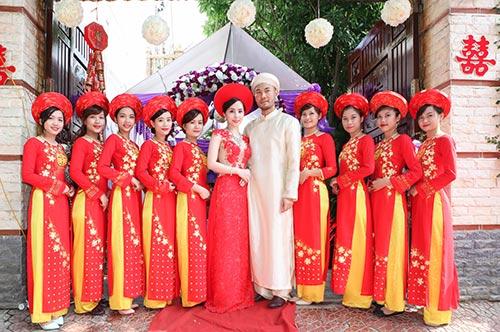 """quynh nga - doan tuan khoe """"giuong hanh phuc"""" - 2"""
