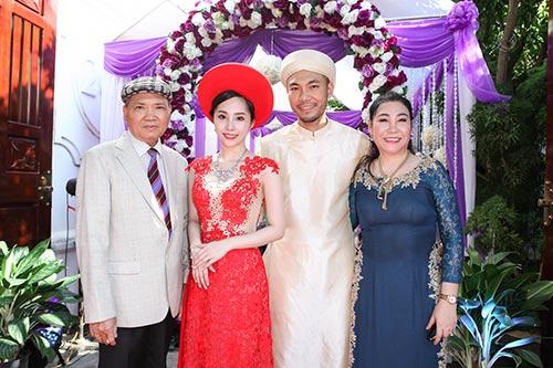 """quynh nga - doan tuan khoe """"giuong hanh phuc"""" - 7"""