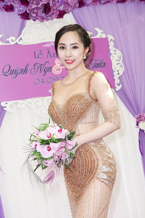 """quynh nga - doan tuan khoe """"giuong hanh phuc"""" - 10"""