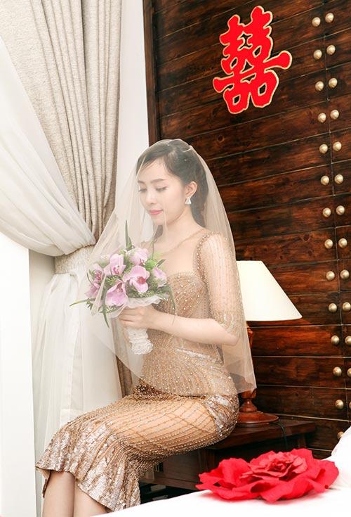 """quynh nga - doan tuan khoe """"giuong hanh phuc"""" - 14"""