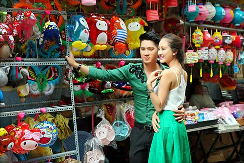 thai chi hung lan dau khoe ban gai xinh dep - 4