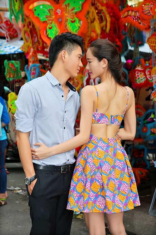 thai chi hung lan dau khoe ban gai xinh dep - 9