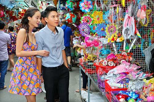 thai chi hung lan dau khoe ban gai xinh dep - 7