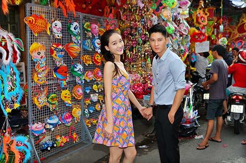 thai chi hung lan dau khoe ban gai xinh dep - 8