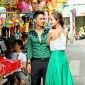 Làng sao sony - Thái Chí Hùng lần đầu khoe bạn gái xinh đẹp