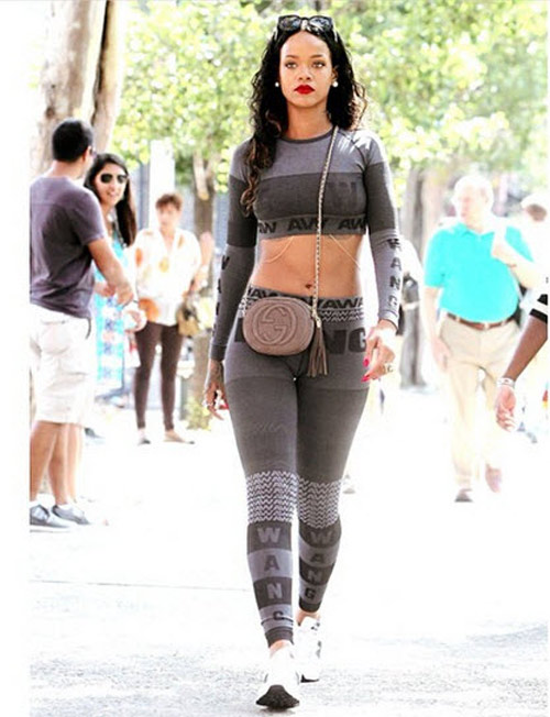 rihanna bat ngo mac do h&m hop tac alexander wang - 3