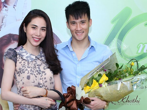 nhung khoanh khac hanh phuc cua thuy tien - cong vinh - 13