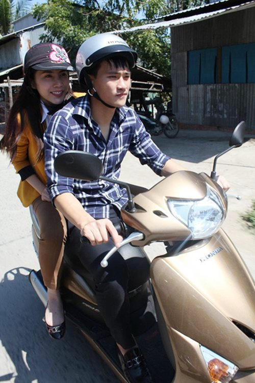 nhung khoanh khac hanh phuc cua thuy tien - cong vinh - 3