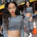 Thời trang - Rihanna bất ngờ mặc đồ H&M hợp tác Alexander Wang