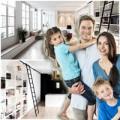 Nhà đẹp - Căn hộ đẹp 81m2 cho gia đình 4 người
