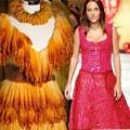 Thời trang - Váy từ bao cao su lộng lẫy bất ngờ