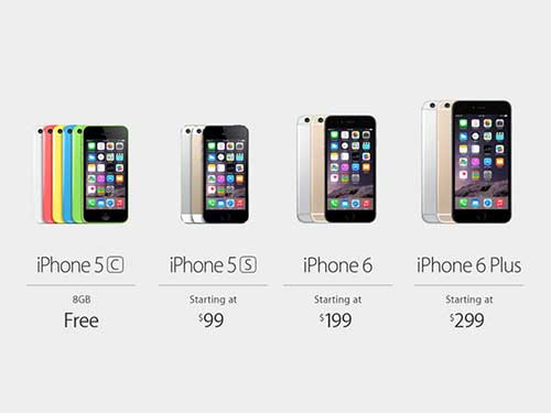 6 diem khac biet lon giua iphone 6 va iphone 6 plus - 4