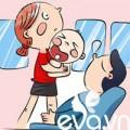 """Kinh nghiệm """"xương máu"""" cho bé đi máy bay"""