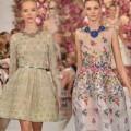 Thời trang - Những chiếc váy cổ tích của Oscar de la Renta