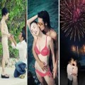 """Làng sao - Những màn cầu hôn """"siêu lãng mạn"""" của sao Hoa ngữ"""