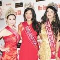 Hậu trường - HH Sương Đặng đọ vẻ trẻ trung với Miss Teen châu Á