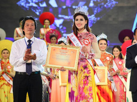 nguyen thi loan co kha nang thi miss world 2014 - 4