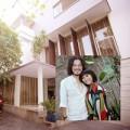 Nhà đẹp - Ngó nghiêng biệt thự sang trọng của Cẩm Vân, Khắc Triệu
