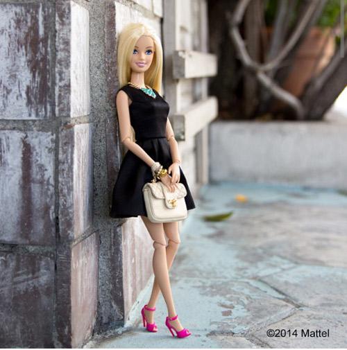 bup be barbie xung xinh vay ao du tuan le thoi trang - 16