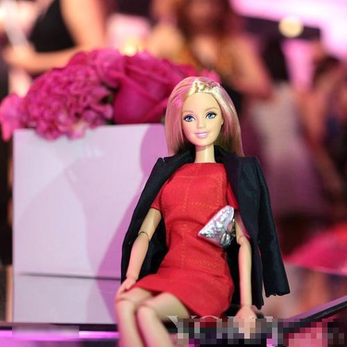 bup be barbie xung xinh vay ao du tuan le thoi trang - 14