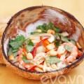 Bếp Eva - Cách làm gỏi củ hũ dừa tươi ngon