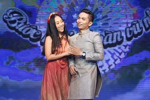 """liveshow 3 bnhv nhi: thi sinh nam gia gai cuc """"ngot"""" - 3"""