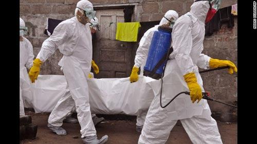 liberia: dan hoi ha bat taxi chay tron dich ebola - 1