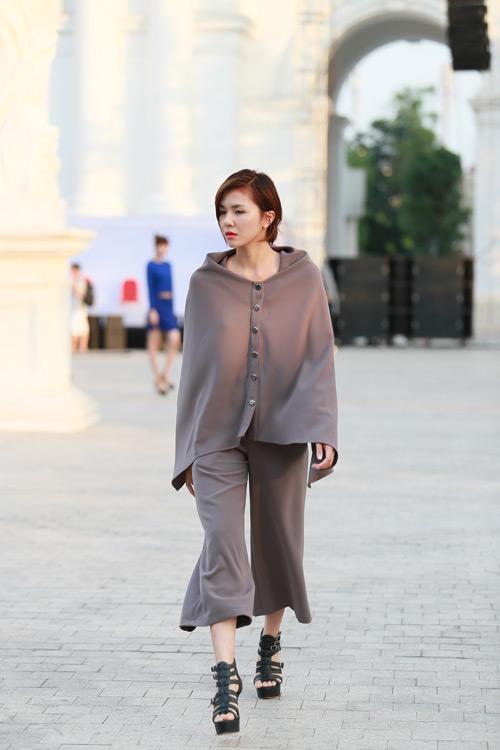 chan dai miet mai tap luyen cho dep fashion runway 3 - 2