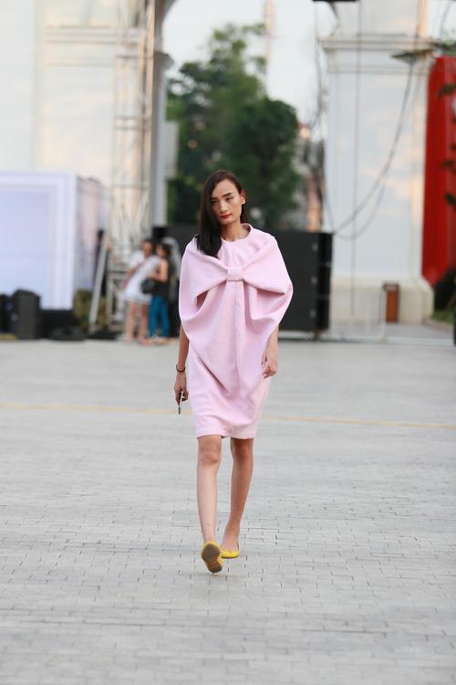 chan dai miet mai tap luyen cho dep fashion runway 3 - 5