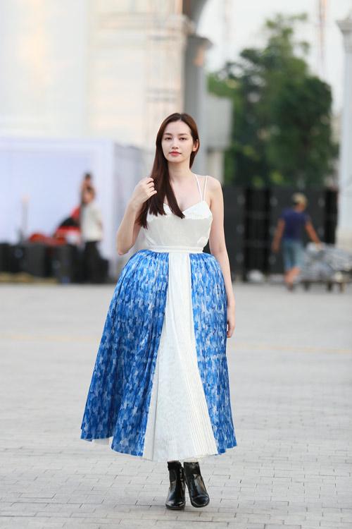 chan dai miet mai tap luyen cho dep fashion runway 3 - 7