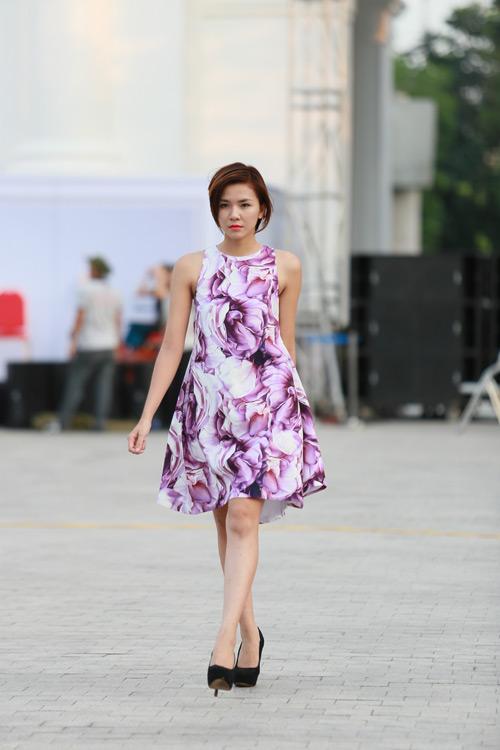 chan dai miet mai tap luyen cho dep fashion runway 3 - 15