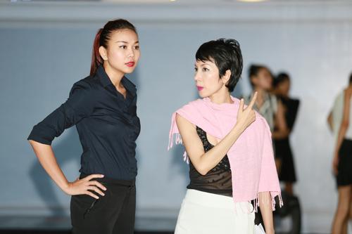 chan dai miet mai tap luyen cho dep fashion runway 3 - 20