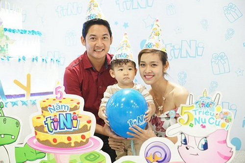 "le phuong khen con trai ""rat gau"" - 11"