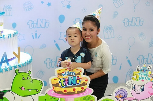 "le phuong khen con trai ""rat gau"" - 3"