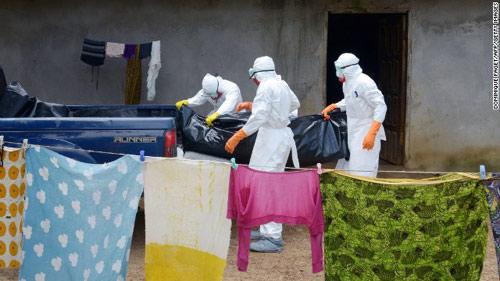 ebola co the bien doi va gay dai hoa cho nhan loai - 1
