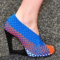 Thời trang - Mãn nhãn những đôi giày đẹp, độc nhất sàn diễn New York