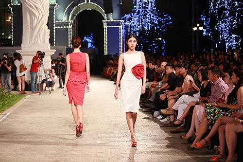 dep fashion runway 3: dep khong can chuan muc - 2
