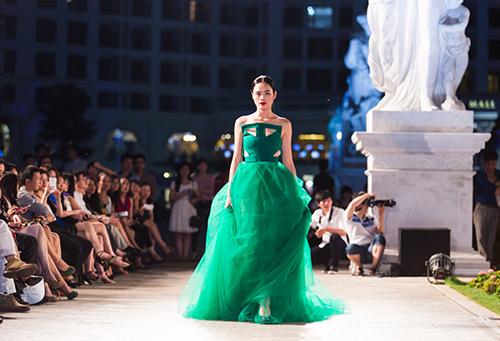 dep fashion runway 3: dep khong can chuan muc - 11